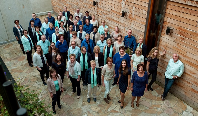 zanggroep Musical Voices